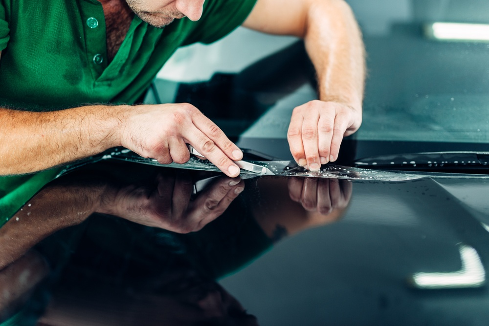 Steps To Touch Up Car Paint Job