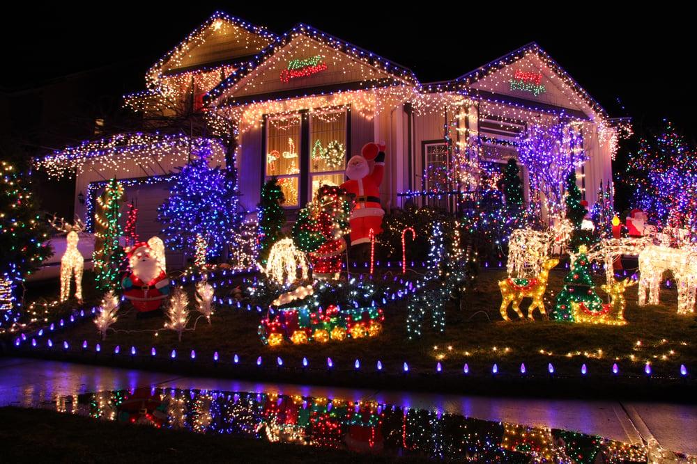 christmas lights in houston